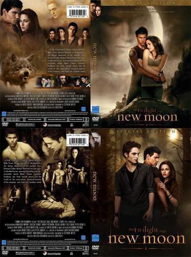 New Moon (PL: Dwie okladki)