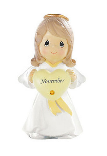 November 앤젤 Birthstone