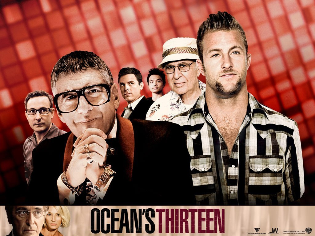 Ocean's Thirteen image...