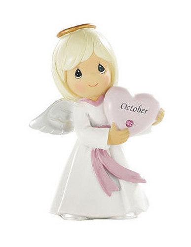 October Angel Birthstone