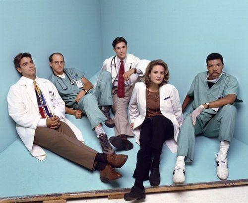 Old ER cast