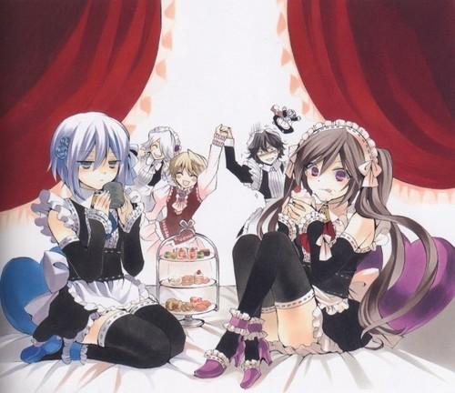 Pandora Hearts Picture