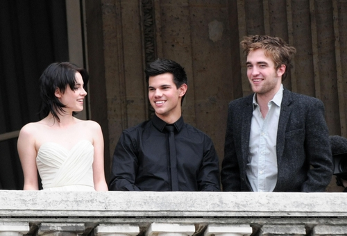 Paris Photocall 10.11.09