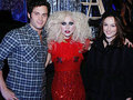 Penn & leighton with GaGa - dan-and-blair photo