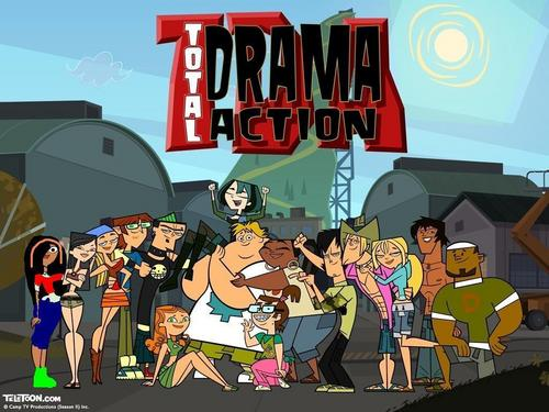 Phoebe is on Total Drama Action