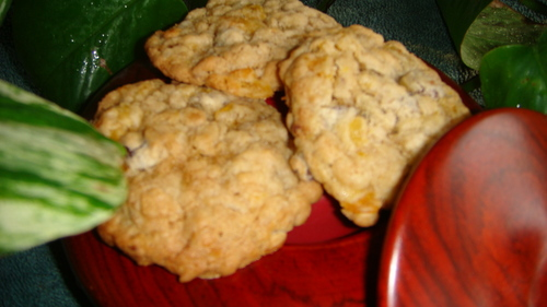 Pointe Viven biscuits, cookies