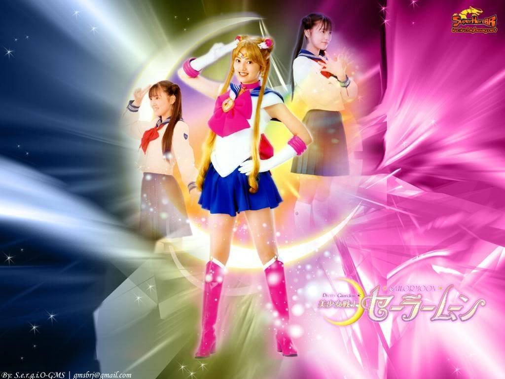 Japanese Dramas Pretty Guardian Sailor Moon