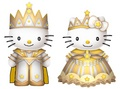 Prince Dear Daniel and Princess Kitty - hello-kitty fan art