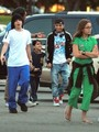 Prince,Paris, Omer and Blanket