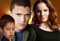 Prison Break - Michael+ Sara+ Mj