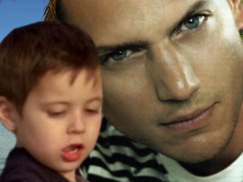 Prison Break - Michael Scofield and MJ