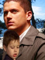 Prison Break - Michael and son