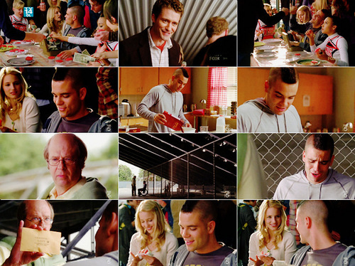 Puck and Quinn in Wheels