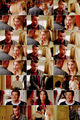 Puck and Quinn in Wheels - glee fan art