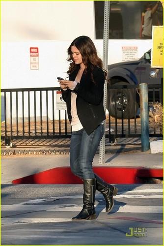 Rachel in West Hollywood