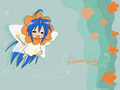 Raki*Suta WP - lucky-star wallpaper