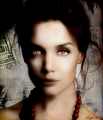 Red-Eyed Katie Holmes