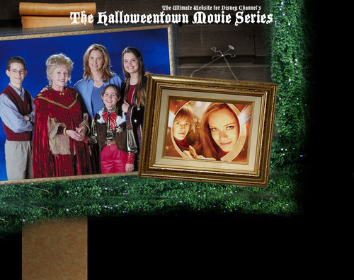 Return to Halloweentown /