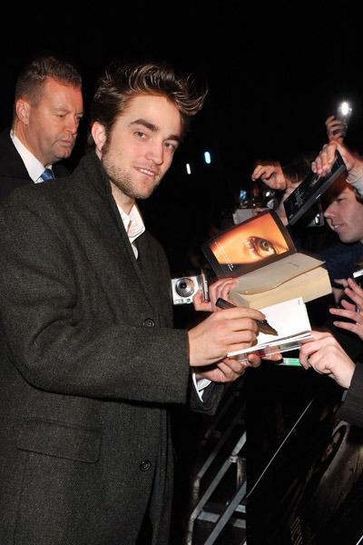Rob & Kristen Red Carpet
