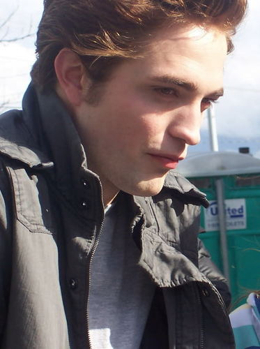Rob old pic from Twilight