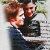 Robert Pattinson & Kristen Stewart photo with a portrait titled Robert & Kristen