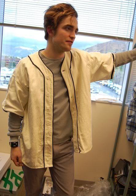Robert - Twilight: Costume Checks