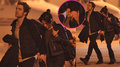 Robsten holding hands  - twilight-series photo