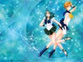 RukaMichi - sailor-uranus-and-sailor-neptune wallpaper