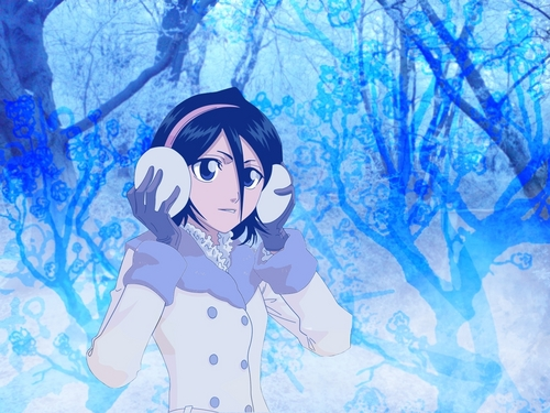 Rukia WinterForest