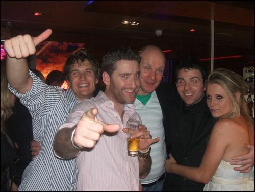 Ryan, George, & Paul