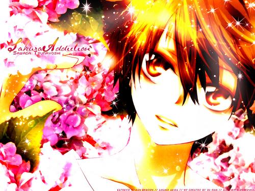 Katekyo Hitman Reborn! images Sawada Tsunayoshi HD wallpaper and background photos