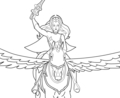 She-Ra on Swiftwind