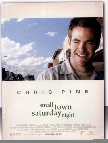 Small Town, Saturday Night poster