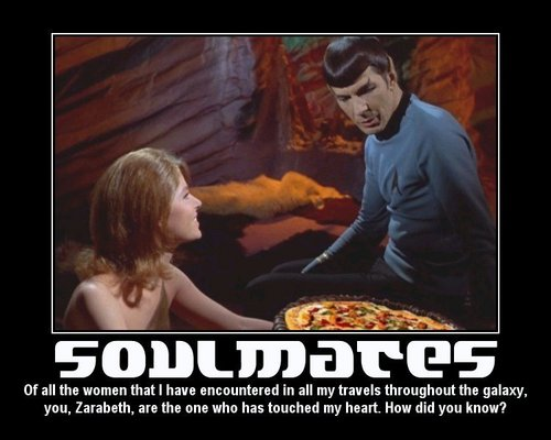 Spock and the Girls