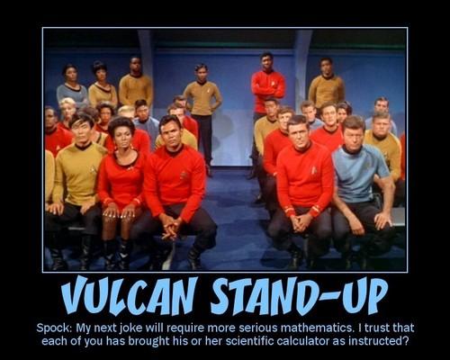 nyota Trek - Vulcans