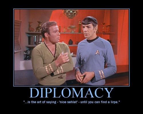 星, つ星 Trek - Vulcans