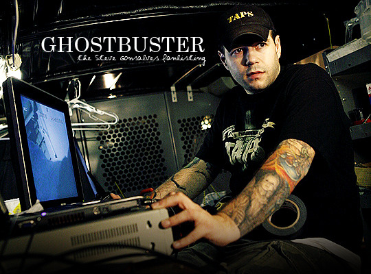 Steve from ghost hunters dating