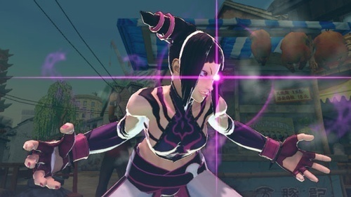 Super strada, via Fighter IV's Juri