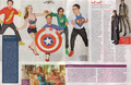 TV Guide (11-16-2009) scan - jim-parsons-and-kaley-cuoco photo