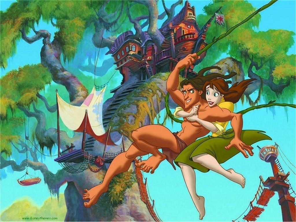 Тарзан трахается игры 25 фотография