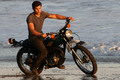 Taylor Lautner Gets Wet For Rolling Stone Photo Shoot - twilight-series photo