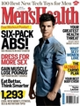 Taylor in Men's Health Magazine
