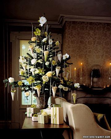 The Christmas درخت