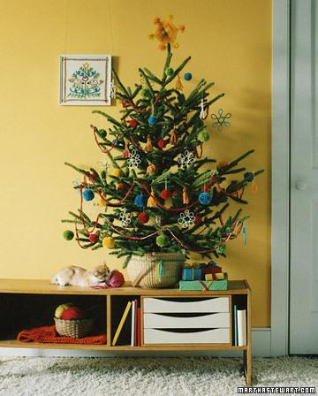 The Natale albero