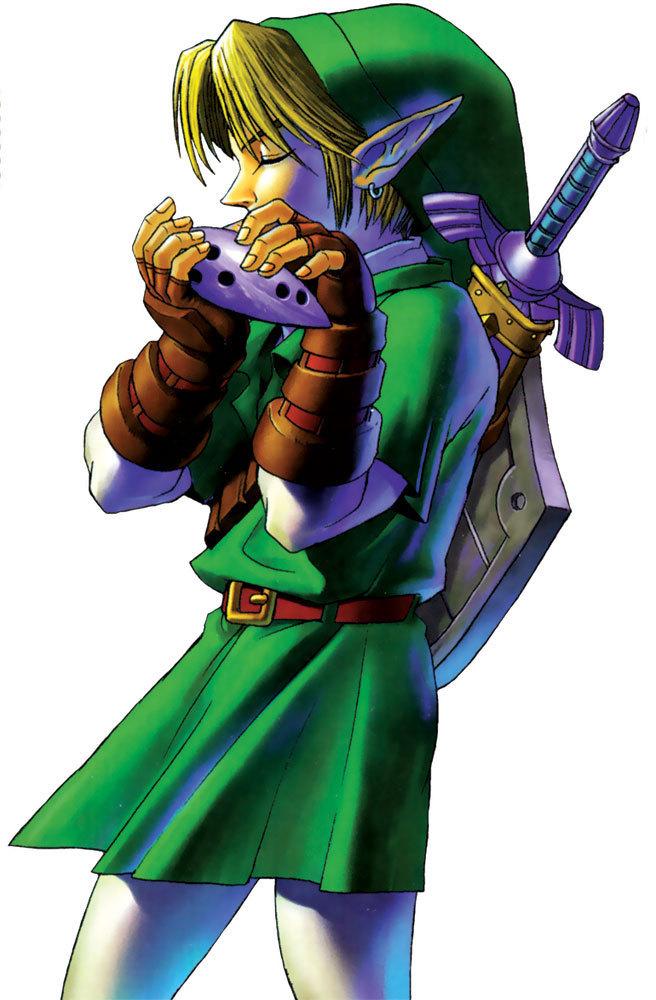 The Legend Of Zelda Oc...