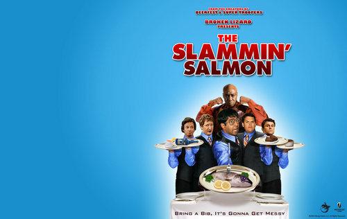 The Slammin' सैल्मन, सामन