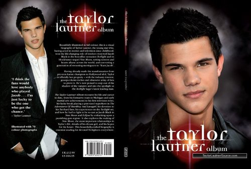 The Taylor Lautner Album scans