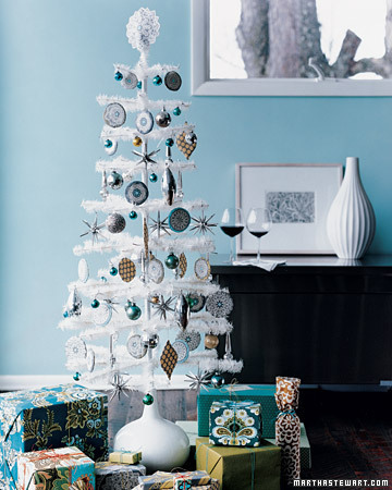 Christmas Images The White Tree Wallpaper And Background Photos