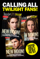 Time Out London Covers NEW MOON Collector's set - twilight-series photo