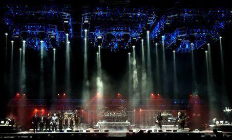 Tran-Siberian Orchestra 音乐会 照片